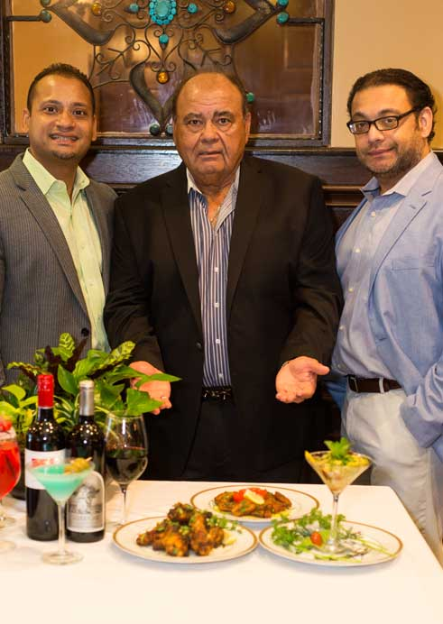 The Bombay Brasserie Family